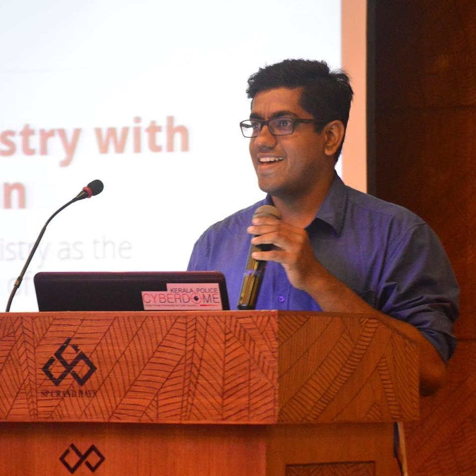 sreenath sasikumar founder,ceo mashupstack